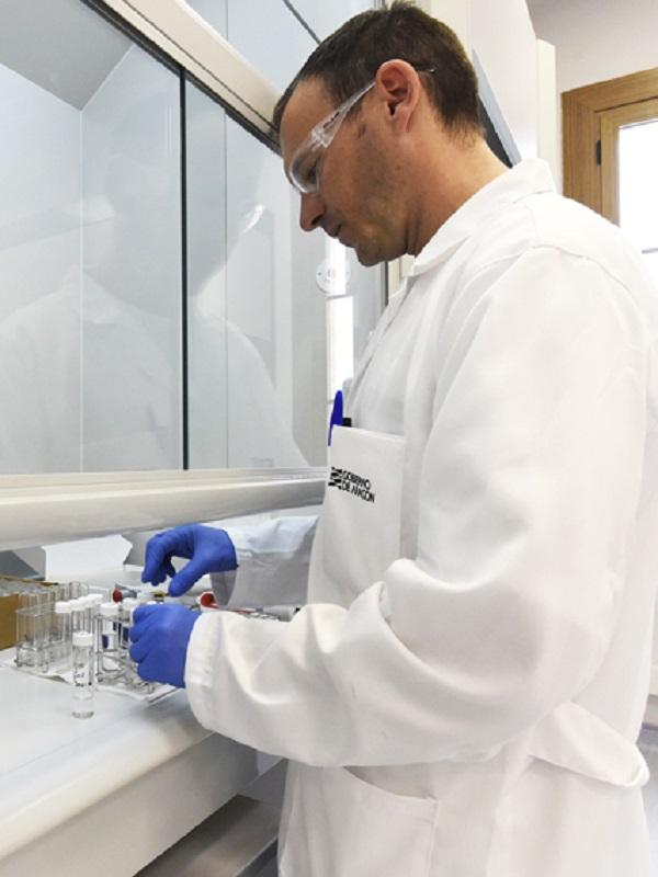El laboratorio de lindano de Sabiñánigo (Huesca) es una referencia en Europa