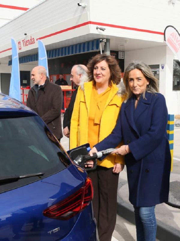 Toledo estrena gasinera en el barrio del Polígono