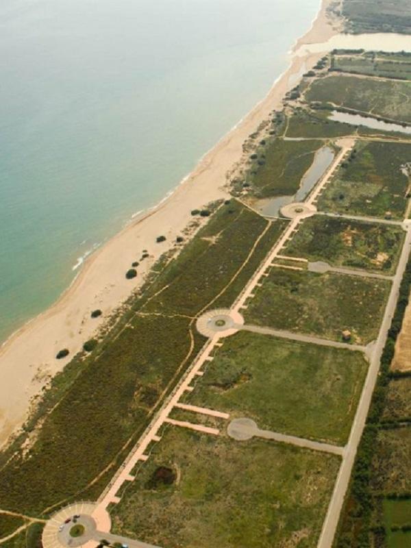Restauración de los ecosistemas costeros de la Pletera en L'Estartit (Girona)