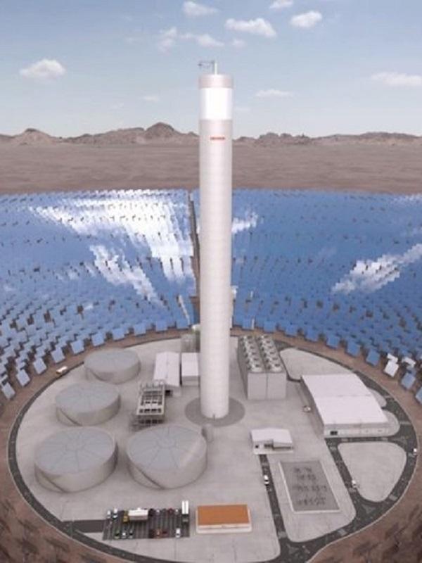 La industria cordobesa Refractaris desarrolla nuevos proyectos termosolares en Chile y China
