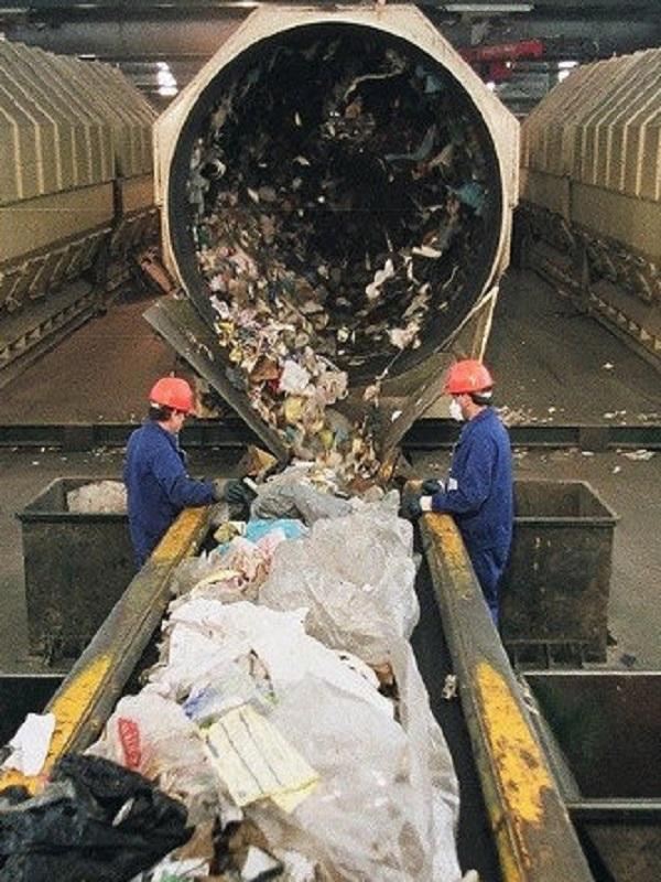La provincia de Pontevedra incrementa los envíos de residuos a Sogama en un 2,92%