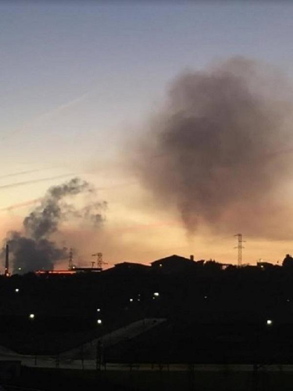 Asturias. Por segundo día sigue muy mala la calidad del aire en Gijón