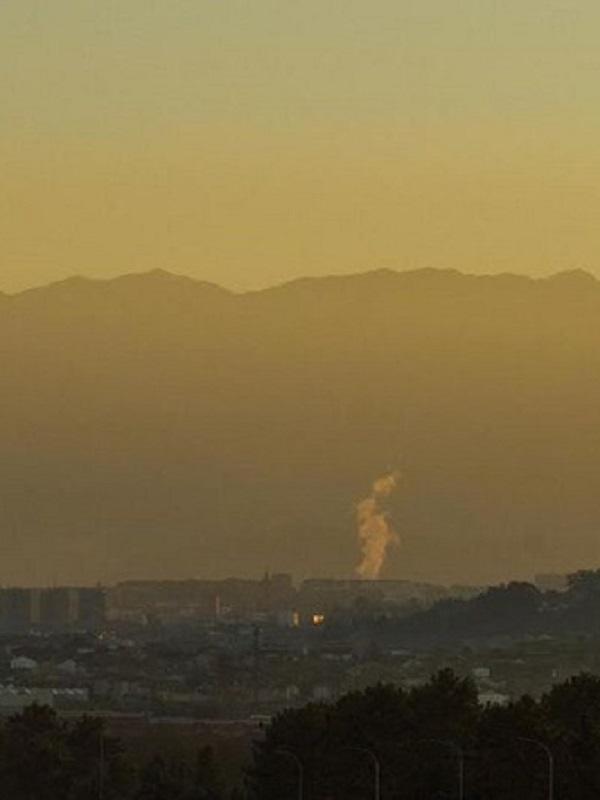 Asturias. Esta noche se disparo el cancerigeno benceno en Oviedo un 1.500%