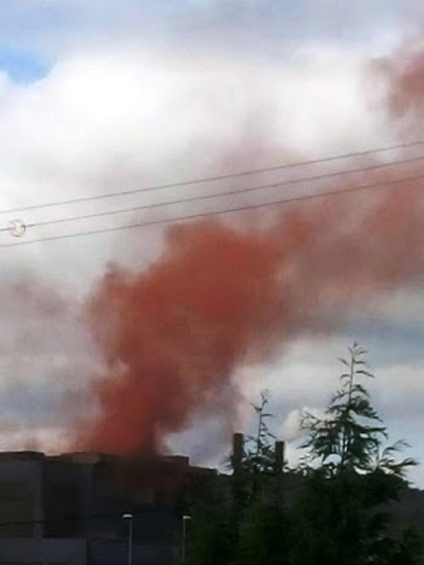 Asturias. Los vecinos de Villaviciosa no aguantan más olores y emisiones