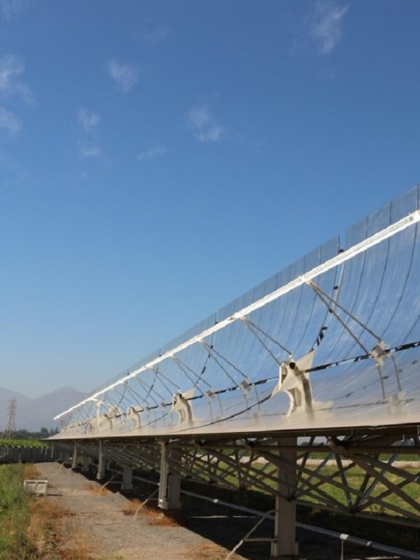 La planta termosolar de Kathu, construida por SENER y ACCIONA, entra en operación comercial