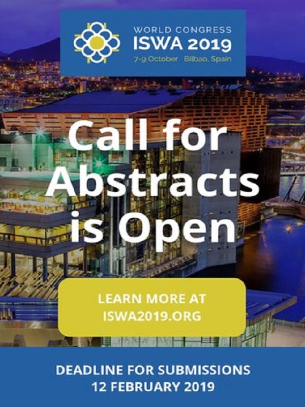 Congreso Mundial ISWA 2019 llega a España