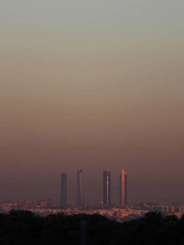 ¿Por qué la Plaza Elíptica es el punto negro de la contaminación en Madrid?