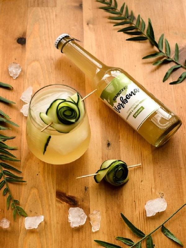 Kombutxa, una bebida saludable y refrescante