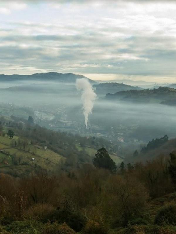 Se agrava la contaminación en Oviedo con benceno y particulas disparadas