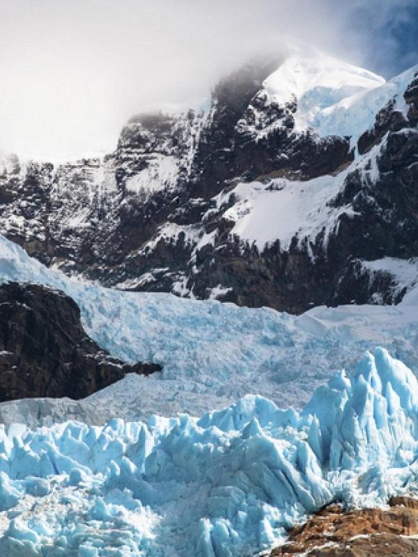 Los glaciares en Asia se tambalean