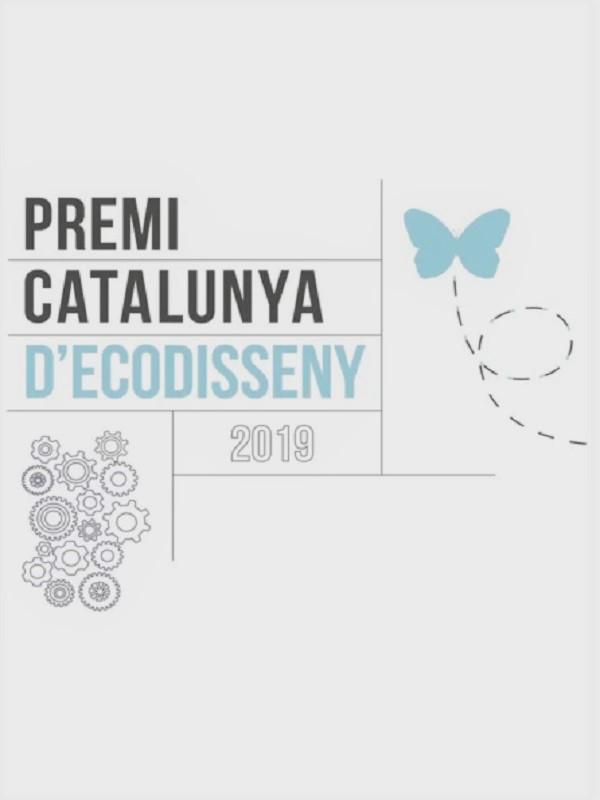 Queda abierta la inscripción al Premio Catalunya d'Ecodisseny 2019