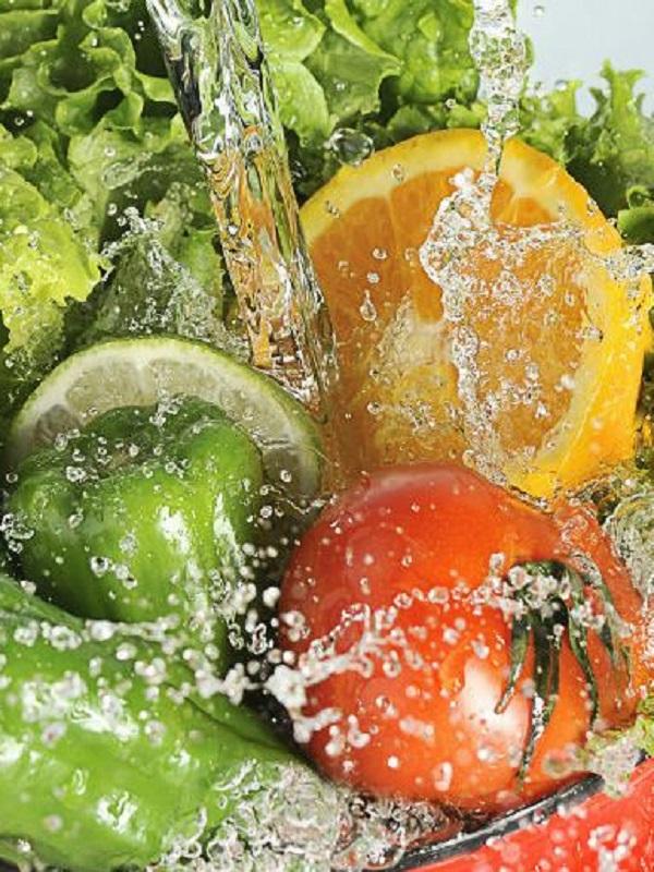 Los diez mandamientos para lavar la fruta y la verdura, y no enfermar