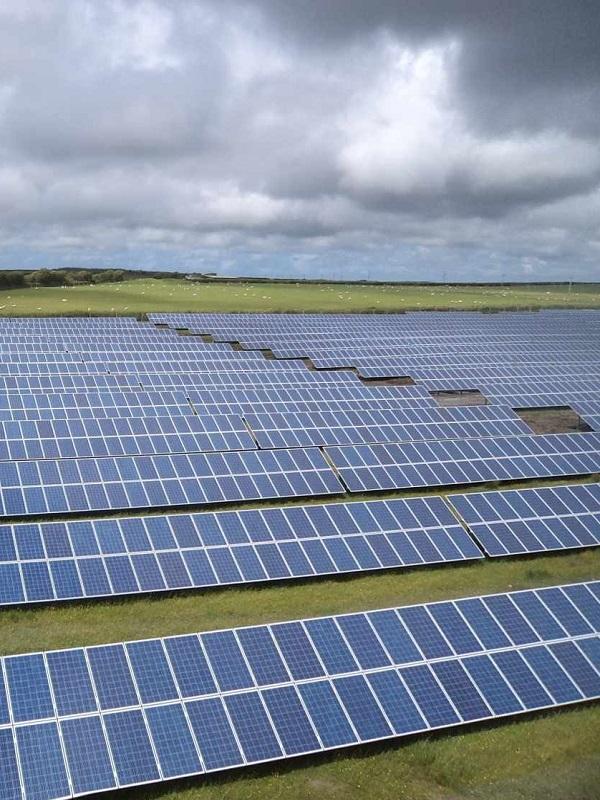 El Gobierno de Aragón agiliza la tramitación de una planta fotovoltaica en Muniesa (Teruel)