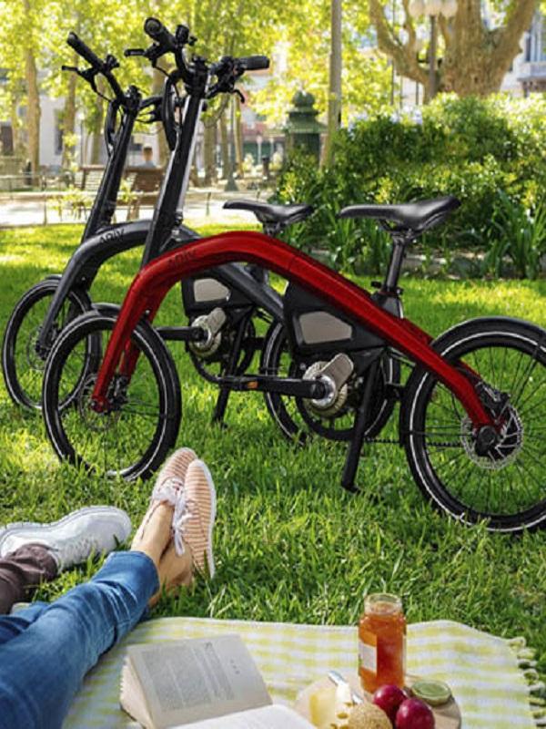General Motors irrumpe en el negocio de las bicicletas eléctricas bajo la marca ARIV