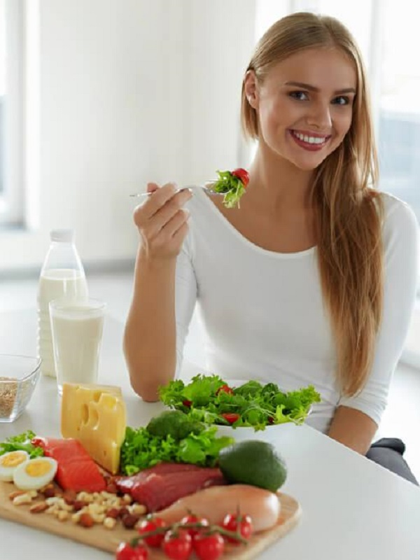 La dieta occidental, alta en grasa y azúcar es la antítesis de la dieta saludable