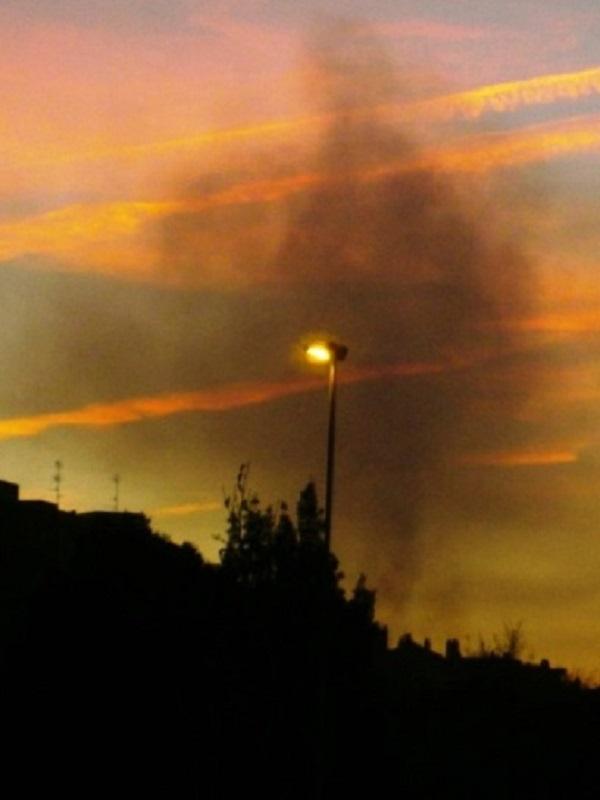 Toda la zona central asturiana con la contaminación disparada, el Principado sigue desaparecido