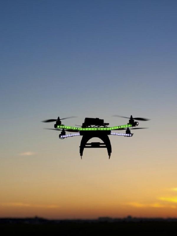Una cometa o un dron para generar energía eólica
