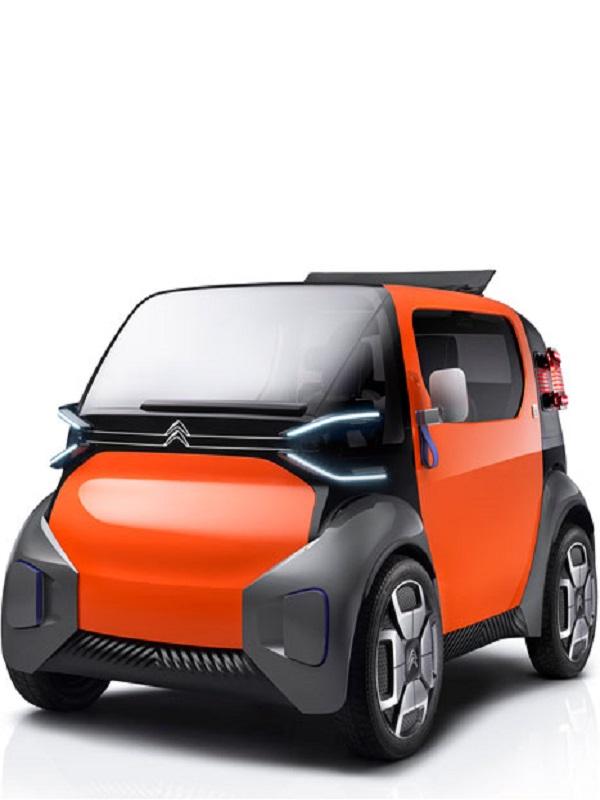 Citroën presentará en Ginebra un prototipo que responde a los nuevos modos de uso de los vehículos