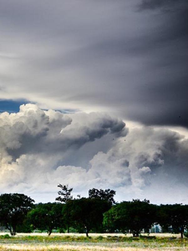 El Cambio Climático hace el clima estival más tormentoso