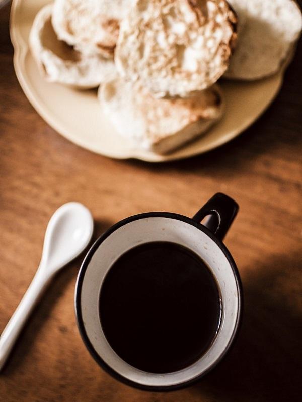 Un café y una tostada ni de lejos es buen desayuno