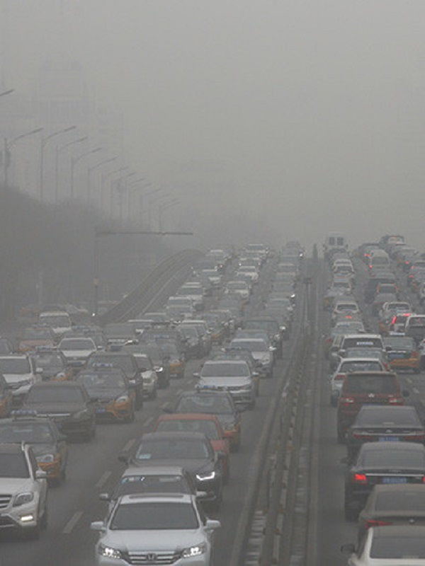 Solo Asturias y Valladolid actúan frente al episodio de contaminación atmosférica