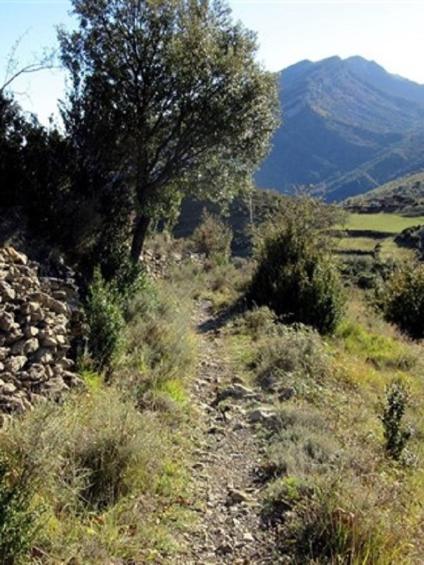 La Federación Aragonesa de Montañismo quieren recuperar el Camino de San Úrbez