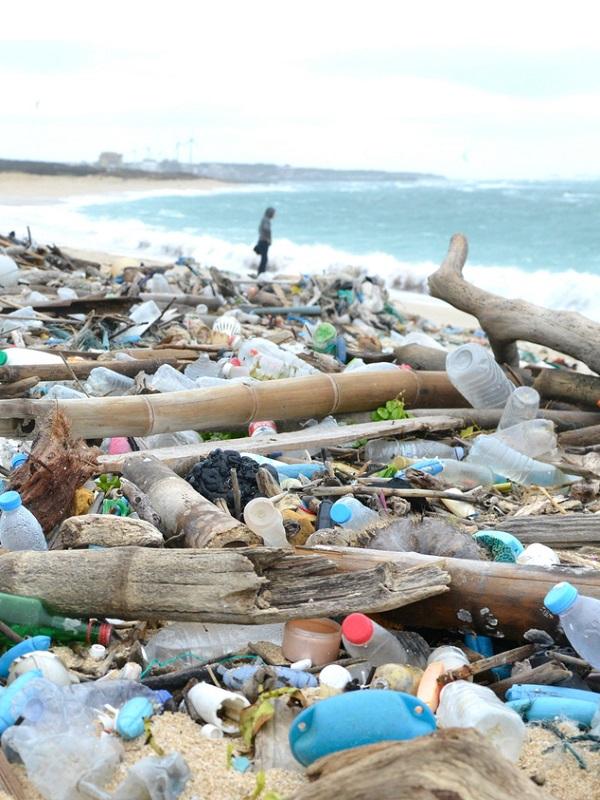 La insoportable contaminación por plásticos