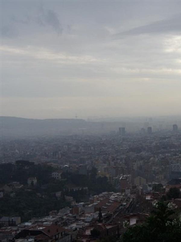 Altos niveles de CO2 pueden eliminar las nubes de estratos marinos