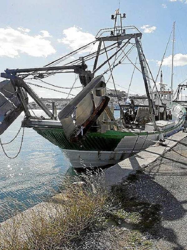 Entran en vigor las restricciones a la pesca de arrastre de fondo para los buques con puerto base en Formentera