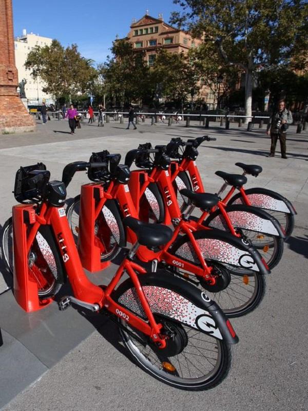 La implantación del nuevo Bicing se iniciará en Nou Barris y Sant Andreu a partir del 8 de enero
