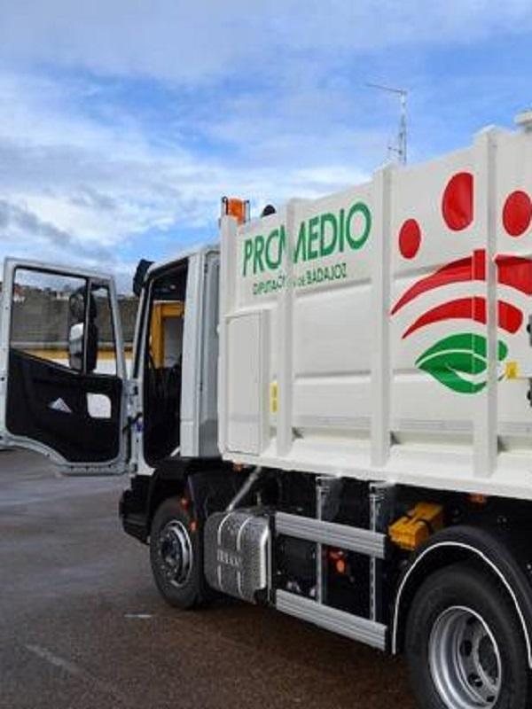 La Coronada (Badajoz) inicia el año con nueva gestión del servicio de recogida de residuos a través de Promedio