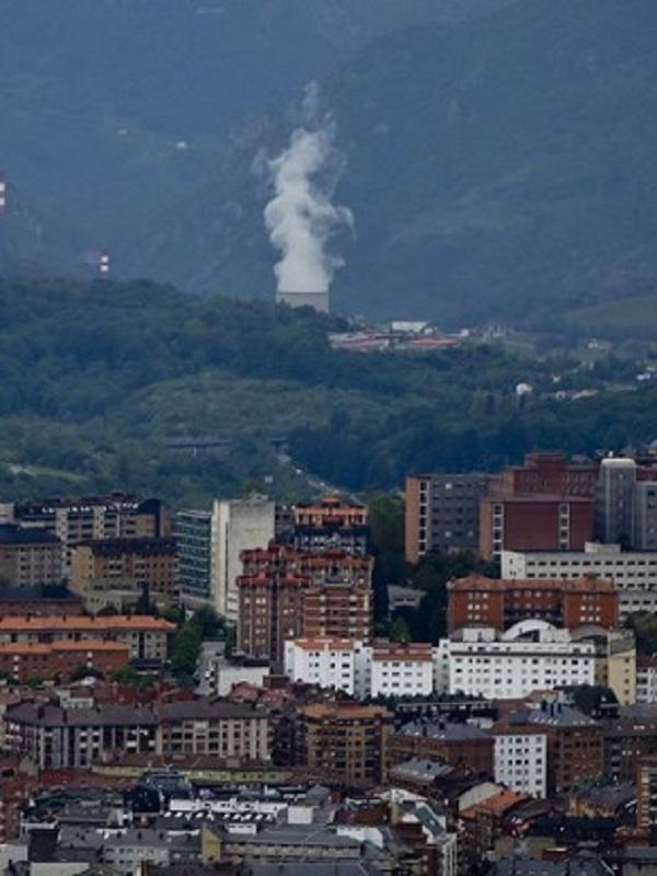 Asturias. Se vuelve a disparar la contaminación en Oviedo y Siero