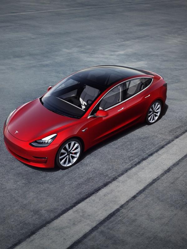 El Tesla Model 3 ya se puede comprar en España