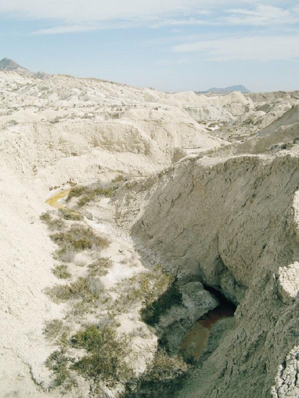 Un evento global de erosión disolvió una capa de la corteza terrestre