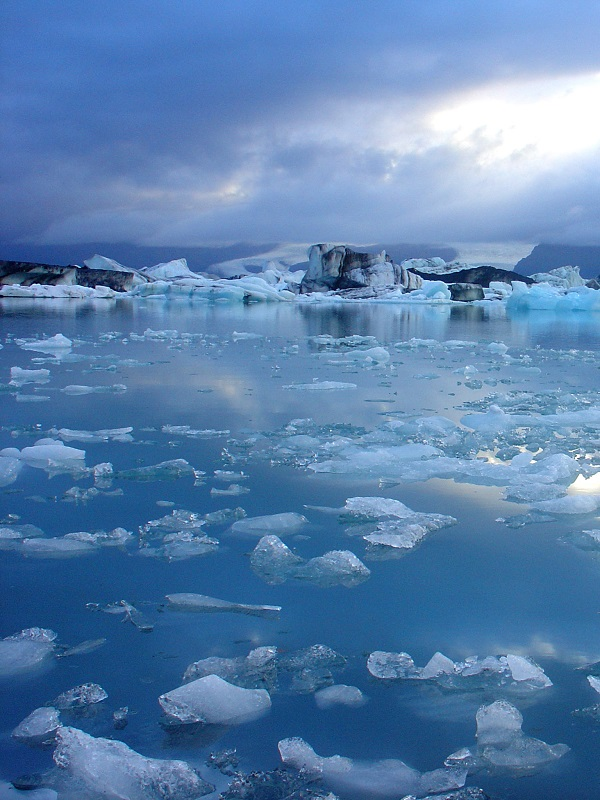 Las capas en deshielo de Groenlandia llevan más metano a la atmósfera