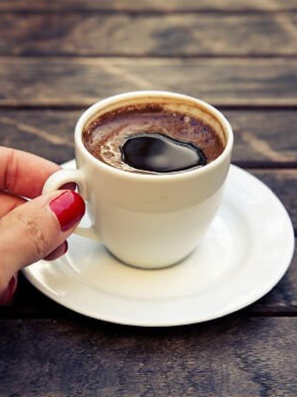 Ojito con la cafeína