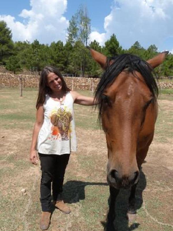 Campaña de micromecenazgo para ayudar a alimentar a caballos abandonados y maltratados
