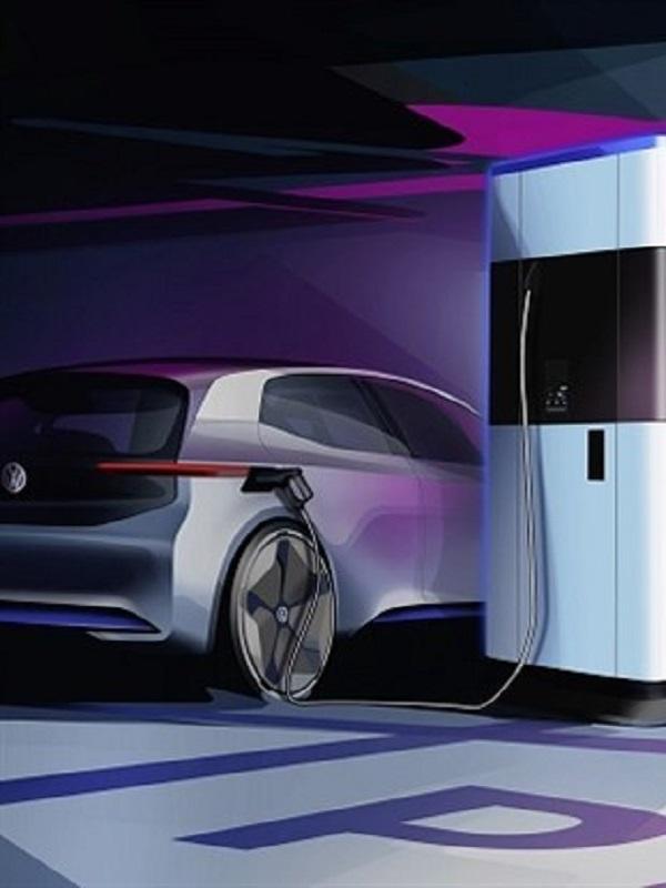 Volkswagen se convertirá en un proveedor de energía con su nueva marca Elli