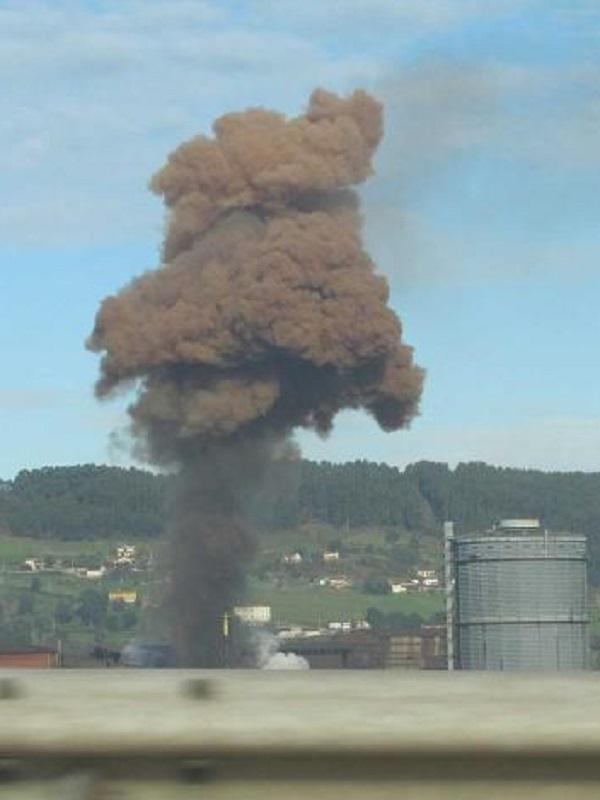 En Siero y Oviedo se agrava la contaminación a pesar de las lluvias