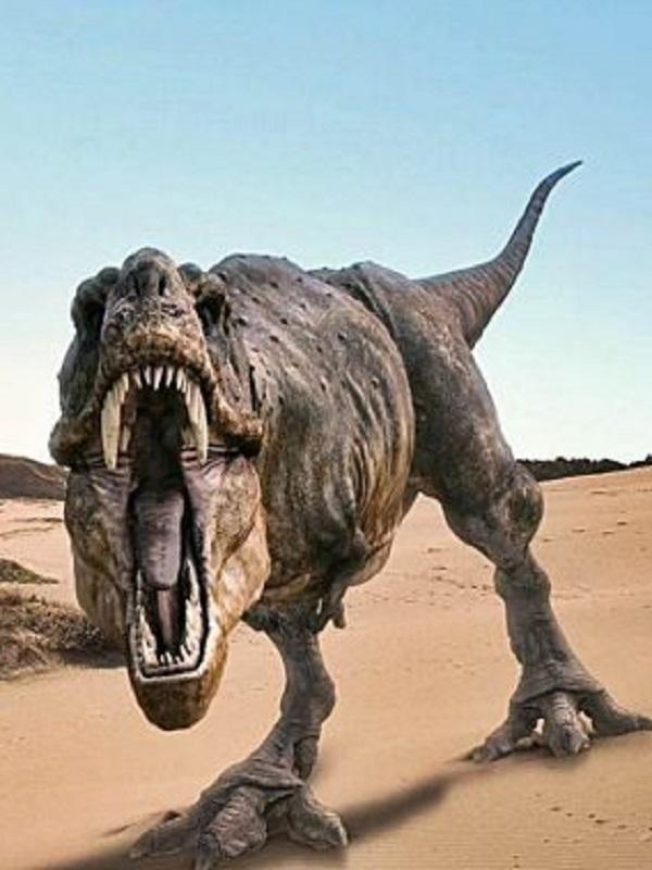 El mordisco de un T. Rex no es rival para el de un pinzón