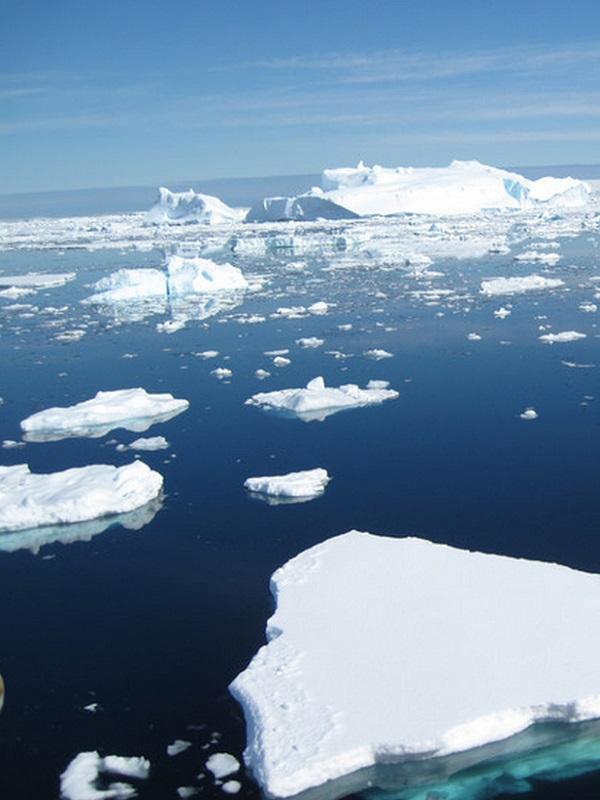 Un acelerado deshielo marino antártico anticipa mínimo sin precedentes
