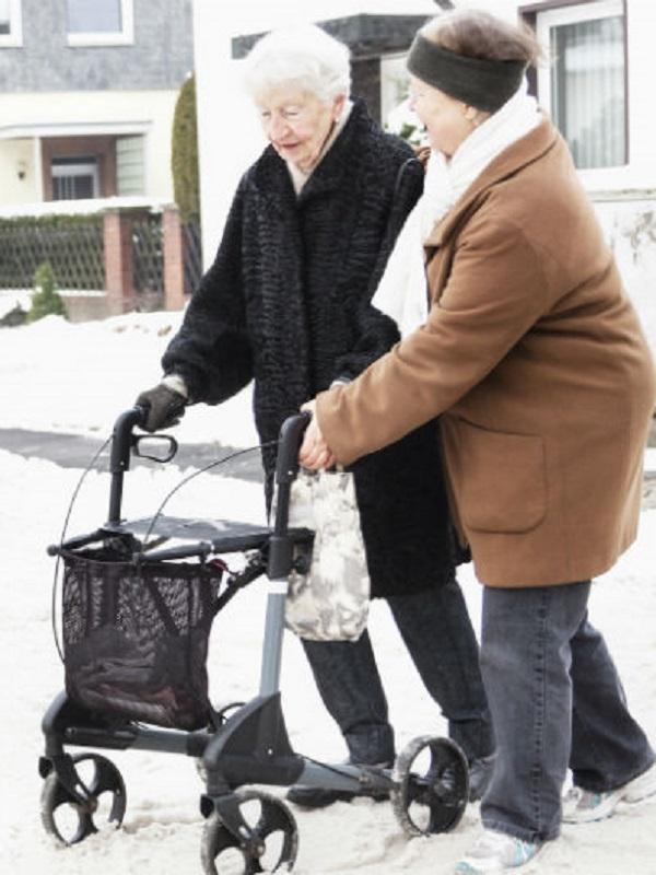 Los siete mandamientos ante el frío para los ancianos