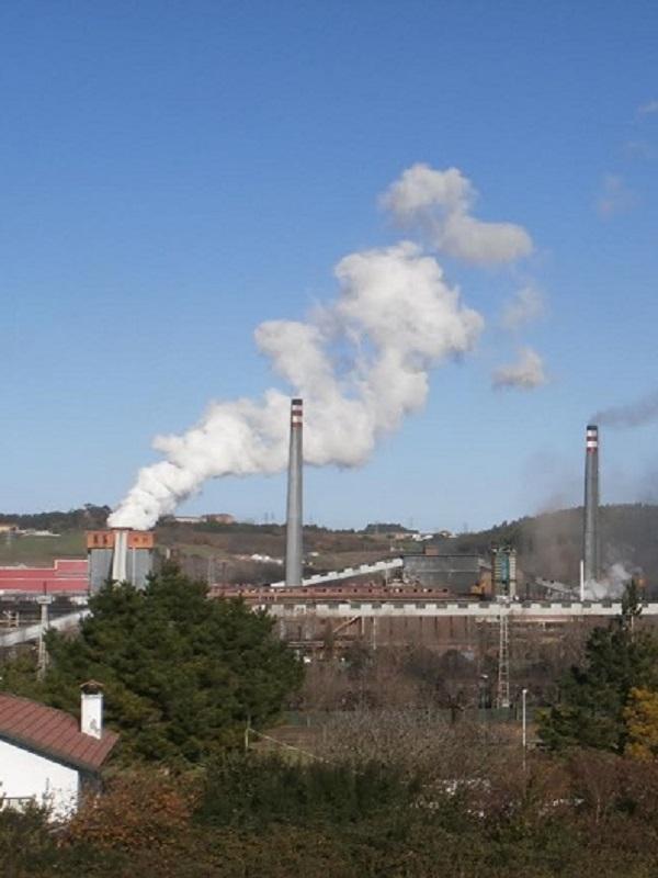 Asturias. 4 días llevan disparada la contaminación en las Cuencas