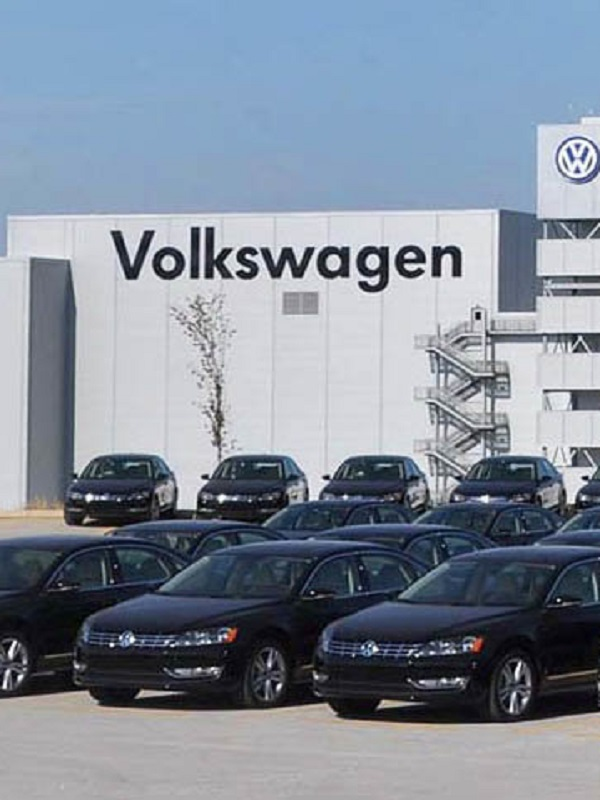 Volkswagen fabricará vehículos eléctricos en EE.UU. desde 2022
