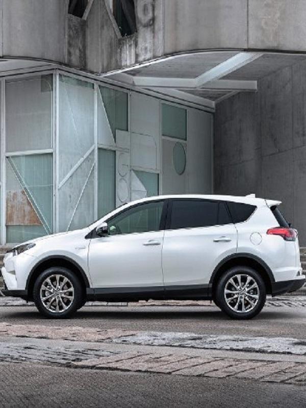 El nuevo RAV4 Hybrid prevé grandes ventas en España