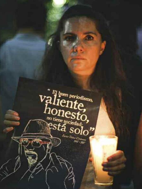 El 75% de asesinatos de activistas fueron a personas que defendían el medioambiente en 2018