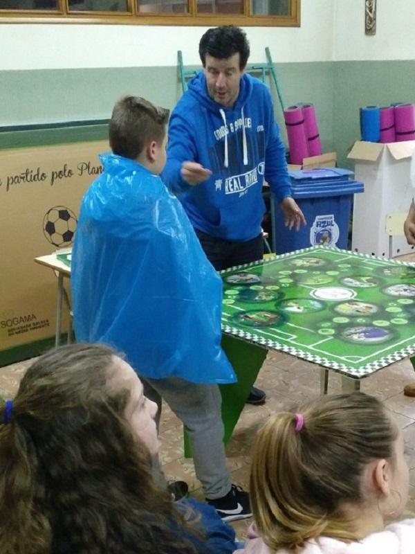 Galicia. Sogama convoca un curso de formación online sobre educación ambiental