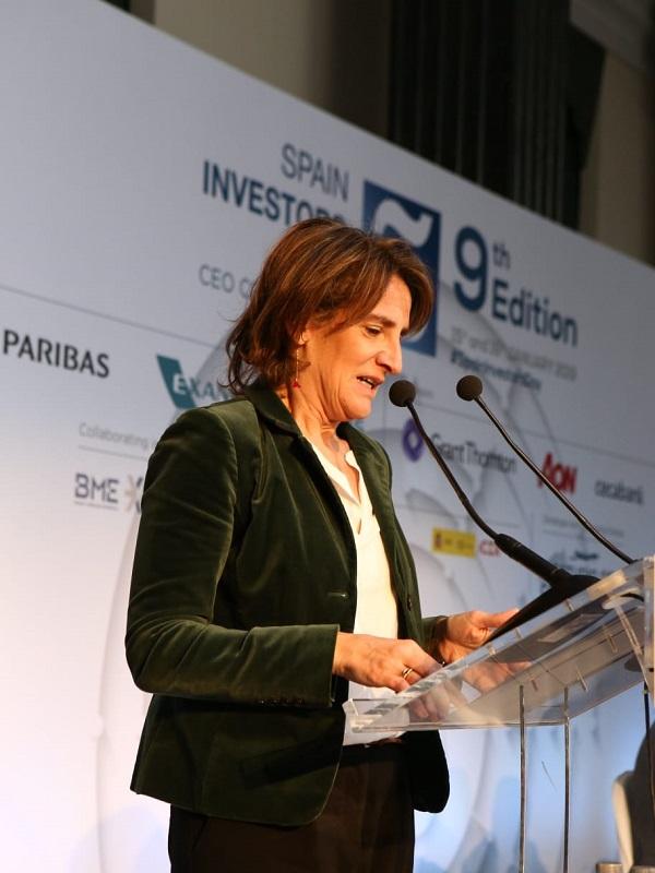 El sector financiero y empresarial español está muy bien posicionado para aprovechar las oportunidades de la transición ecológica