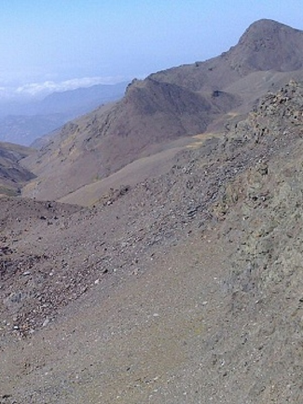 El polvo sahariano está dañando las microalgas de la península