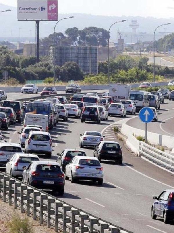 Polémica a cuenta del proyecto de Ley de Cambio Climático y Transición Energética de Baleares que prohíbe la circulación de los vehículos de combustión